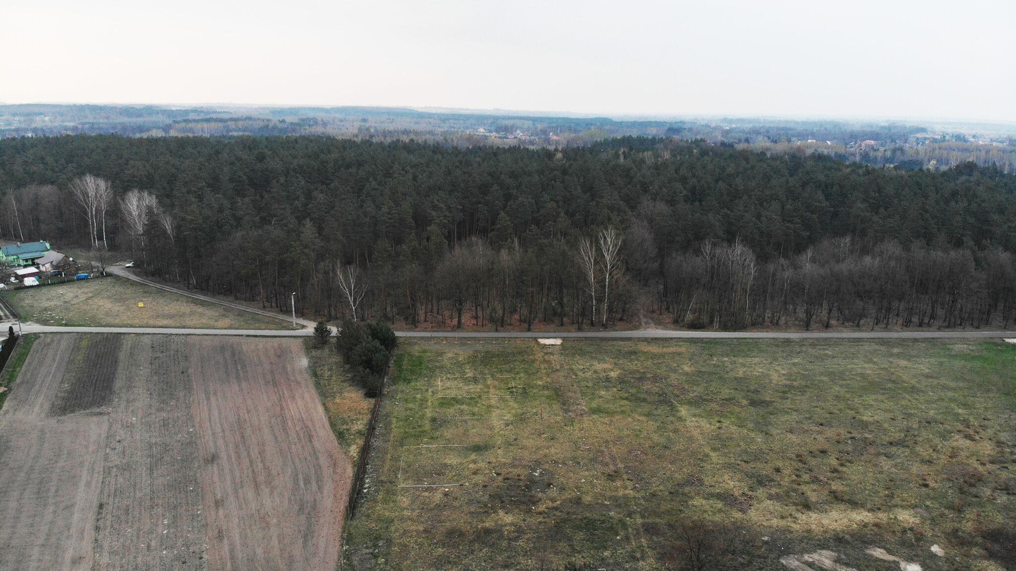 Działka budowlana, 23 ar, Głowaczowa