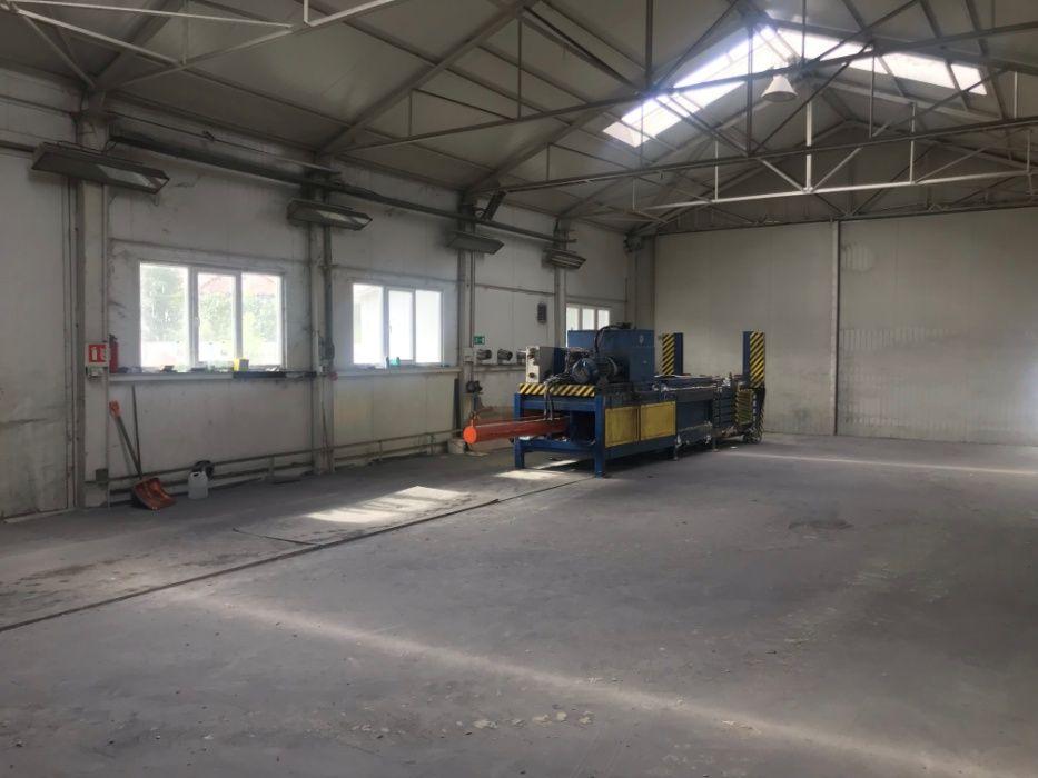 Obiekt przemysłowo-produkcyjny, hala z zapleczem biurowym, WYNAJEM